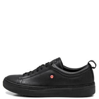 Ανδρικά Sneakers 2357 141 Δέρμα Μαύρο Robinson