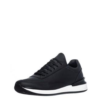 Ανδρικά Sneakers R31500 Δέρμα Μαύρο Robinson