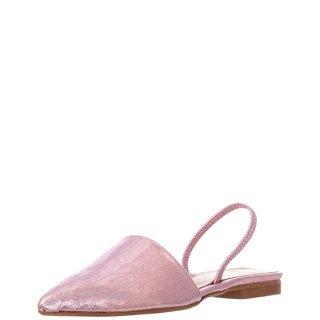Γυναικεία Mules 20 127 Δέρμα Ροζ Sante