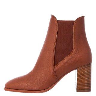 Γυναικεία Μποτάκια 20 511 Eco Leather Ταμπά Sante