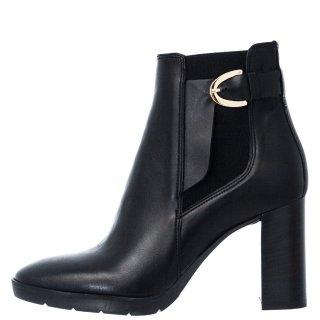 Γυναικεία Μποτάκια 20 516 Eco Leather Μαύρο Sante