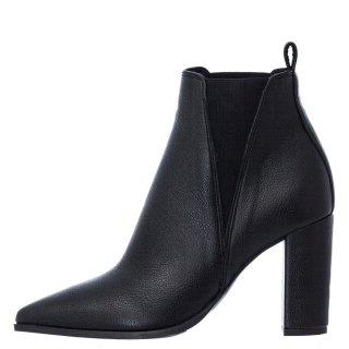 Γυναικεία Μποτάκια 20 533 Eco Leather Μαύρο Sante