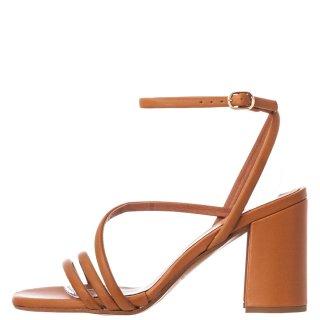 Γυναικεία Πέδιλα 21 216 Eco Leather Ταμπά Sante