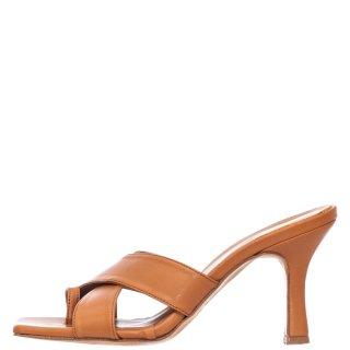 Γυναικεία Σαμπό 21 225 Eco Leather Ταμπά Sante
