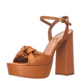 Γυναικεία Πέδιλα 21 253 Eco Leather Ταμπά Sante