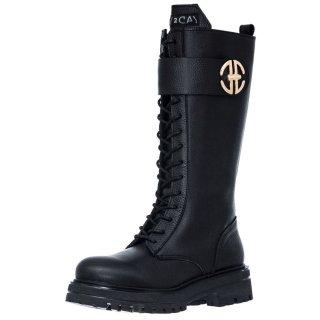 Γυναικείες Μπότες 20 466 Δέρμα Μαύρο Sante Day2Day
