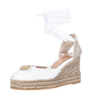 Γυναικείες Πλατφόρμες 21 128 Eco Leather Λευκό Sante Day2Day