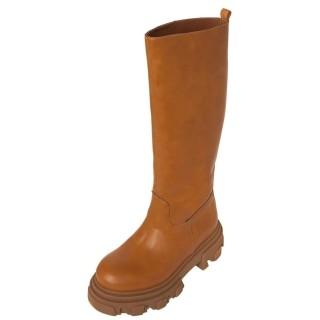 Γυναικείες Μπότες 21 423 Eco Leather Ταμπά Sante Day2Day