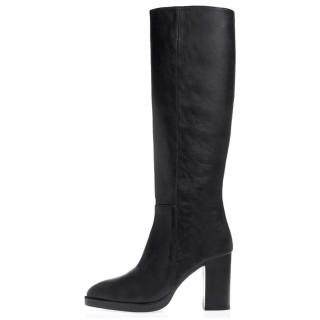 Γυναικείες Μπότες 21 443 Eco Leather Μαύρο Sante Day2Day