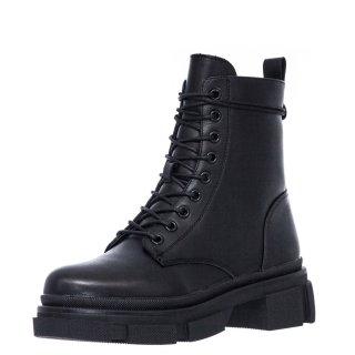 Γυναικεία Μποτάκια 762 RG2267 Eco Leather Μαύρο Seven
