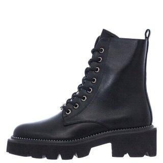 Γυναικεία Μποτάκια C810 H438 Eco Leather Μαύρο Seven