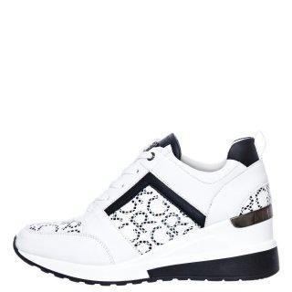 Γυναικεία Sneakers EX2131 Eco Leather Λευκό Seven