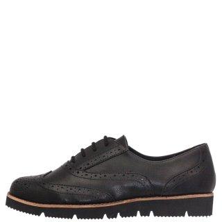 Γυναικεία Casual Παπούτσια KARINA 275 Eco Leather Μαύρο Seven