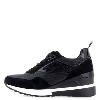 Γυναικεία Sneakers RG2207 Eco Leather Eco Suede Μαύρο Seven