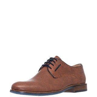 Ανδρικά Casual Παπούτσια 6995 Δέρμα Ταμπά Softies
