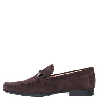 Ανδρικά Μοκασίνια & Loafers 110601 SUMMER Δέρμα Καστόρι Καφέ Stonefly