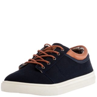 Ανδρικά Sneakers BT797 Ύφασμα Μπλέ TXT