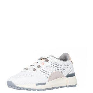 Γυναικεία Sneakers WL01630A ICONIC 70K Ελαστικό Ύφασμα Λευκό Wrangler