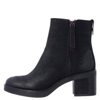 Γυναικεία Μποτάκια WL02640A CHEYENNE Eco Leather Μαύρο Wrangler