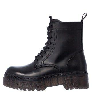 Γυναικεία Μποτάκια WL02663A PICCADILLY Eco Leather Μαύρο Wrangler