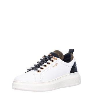 Γυναικεία Sneakers WL02681A JOLIN COCCO Eco Leather Λευκό Wrangler