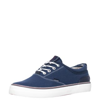 Ανδρικά Sneakers WM01020A EPIC BOARD Ύφασμα Μπλέ Wrangler