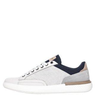 Ανδρικά Sneakers WM01181A DISCOVERY Δέρμα Offwhite Wrangler