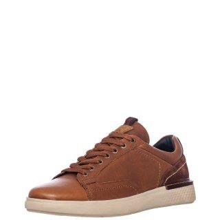 Ανδρικά Sneakers WM02033A DISCOVERY Δέρμα Ταμπά Wrangler