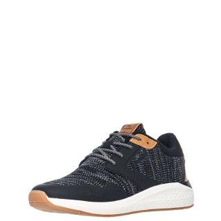 Ανδρικά Sneakers WM11070A SEQUOIA Ελαστικό Ύφασμα Μαύρο Wrangler