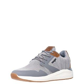 Ανδρικά Sneakers WM11070A SEQUOIA Ελαστικό Ύφασμα Γκρι Wrangler