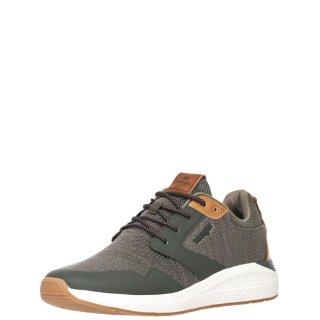 Ανδρικά Sneakers WM11070A SEQUOIA Ελαστικό Ύφασμα Χακί Wrangler